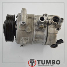 Compressor do ar condicionado do Jetta 2.0 2013 aut.