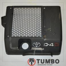 Capa de proteção do motor da Hilux 12/15 3.0 171cv 4x4