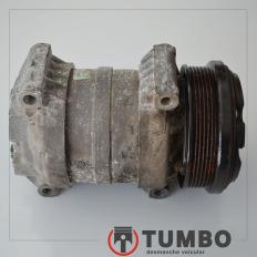 Compressor do ar condicionado da S10 e Blazer V6 até 2000