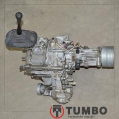 Caixa de tração transferência da L200 Triton 4x4 2013 aut
