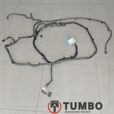 Chicote do chassi tanque filtro combustível Trailblazer 2013