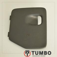 Acabamento tampa da caixa fusíveis S10 Executive 2.8 10/11