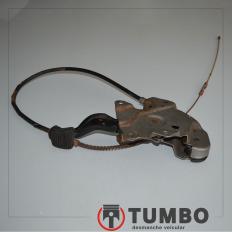 Pedal do freio estacionário com cabo da S10 Executive 10/11