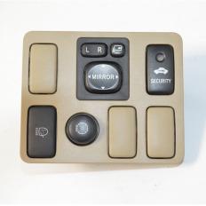 Acabamento botões espelho elétrico alarme da Hilux SW4 12/15