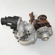 Turbina turbo compressor da Amarok 12/13 2.0 Biturbo 4x4 aut