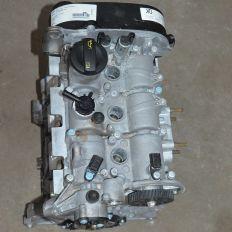 Motor parcial sem cárter do vw up tsi 1.0 15/16