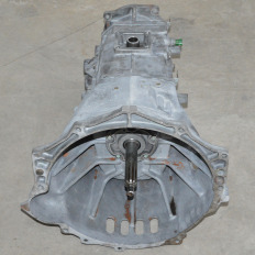 Caixa de câmbio manual da S10 2.8 diesel 00/05