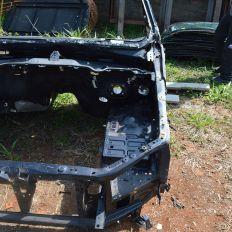 Caixa de roda dianteira esquerda da Ranger 2018 2.2 4x4