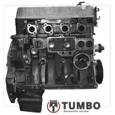 Motor parcial S10/Blazer, motor 2.8, até 2005