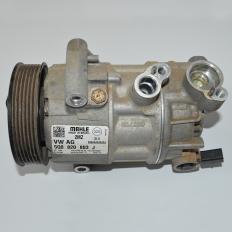 Compressor ar condicionado do polo 2018 1.0 msi