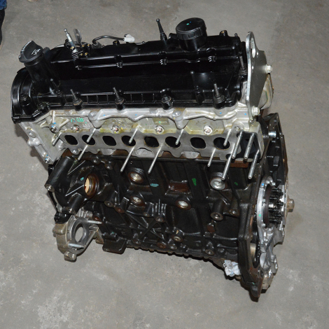 Motor parcial S10 2.8 4x4 aut 2019