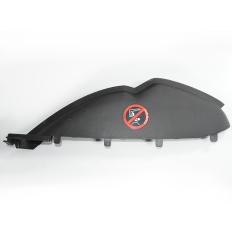 Acabamento painel airbag direito S10 2.8 4x4 2019