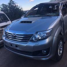Toyota Hilux Sw4 3.0 2015 4x4