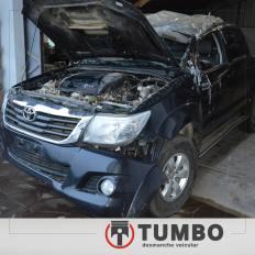 Toyota Hilux Cd 4x4 Srv 171cv