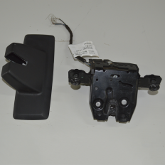 Fechadura da tampa traseira do Spin 1.8 8V LT com acabamento