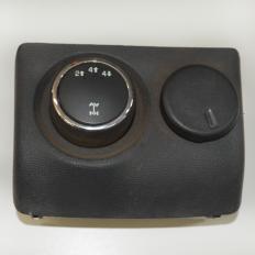 Botão comando do 4x4 com moldura da S10 2012/... LS