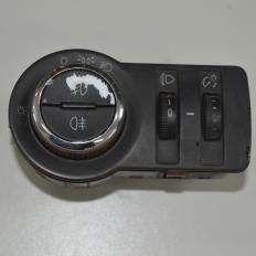 Botão comando dos faróis da S10 ano 2012/... LTZ com detalhes 94768880