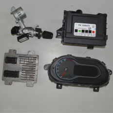 Kit de injeção 12654172 do Ônix LTZ 1.4