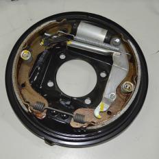 Conjunto de freio lado esquerdo do Ônix LTZ 1.4