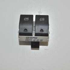 Botão comando do vidro elétrico do Gol G6