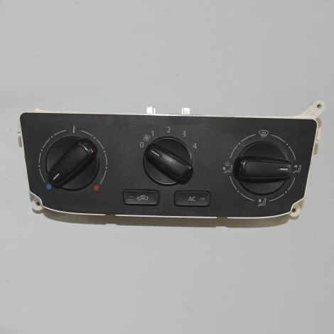 Comando do ar condicionado do Gol G6