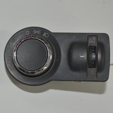 Botão comando do farol da S10 LS 94725716