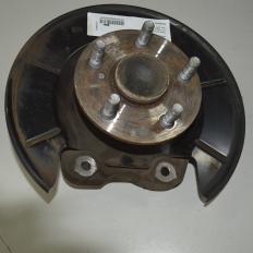 Montante manga de eixo com cubo traseiro esquerdo do Corolla 2.0 2014/...