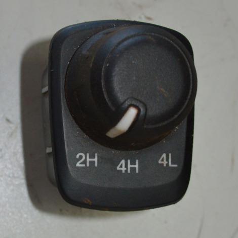 Botão de acionamento do 4x4 da Ranger 3.2