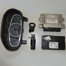 Kit de injeção do Ford Ka Sel 2014/... 1.5