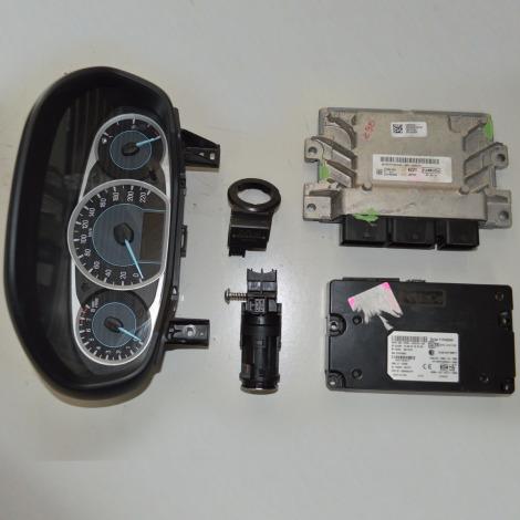 Kit de injeção do Ford Ka Sel 2014/... 1.5