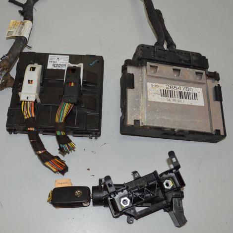 Kit de injeção eletrônica do Up 1.0 TSI