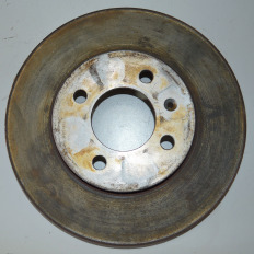 Disco de freio do Up 1.0 TSI
