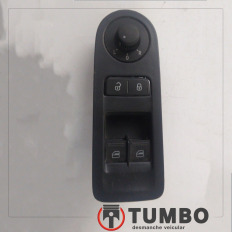 Botão comando do vidro Dianteiro esquerdo do Up 1.0 TSI