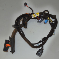 Chicote da porta dianteira esquerda com vidro e retrovisor elétrico do Up 1.0 TSI
