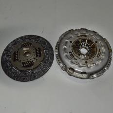 Platô e disco de embreagem da Ranger 3.2 4x4 2013/...
