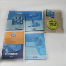 Manual do proprietário da Ranger 3.2 4x4 2013/...