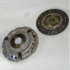 Platô e disco de embreagem da S10 2012/... LT 2.4 Flex