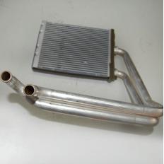 Radiador de ar quente da S10 2012/... LT 2.4 Flex