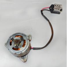 Motor do eletroventilador da S10 2012/... LT 2.4 Flex
