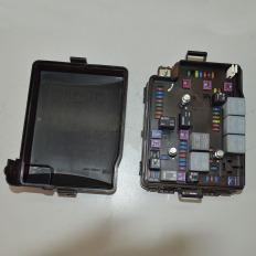 Caixa de fusíveis com tampa da S10 2012/... LT 2.4 Flex