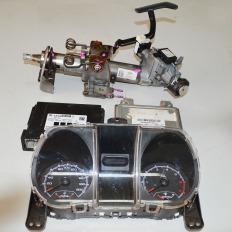 Kit de injeção sem chaves da S10 2012/... LT 2.4 Flex