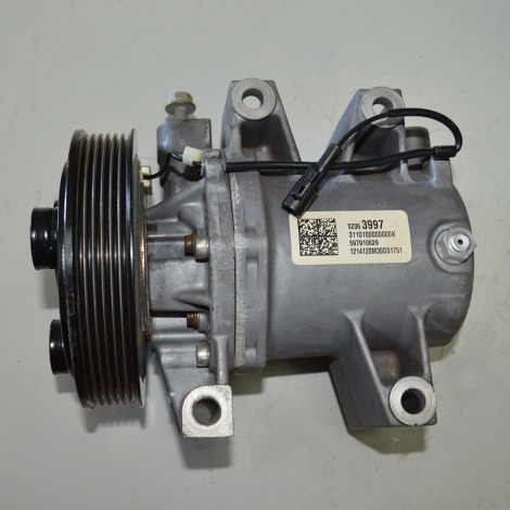Compressor do ar da S10 2012/... LT 2.4 Flex