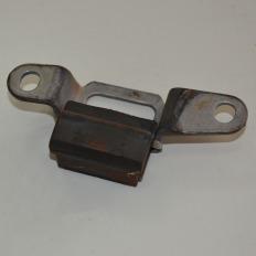 Batente da tampa traseira esquerda da S10 2012/... LT 2.4 Flex