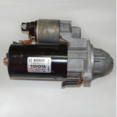 Motor de partida da Hilux 3.0 Diesel 2012/... Manual