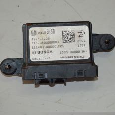 Módulo de controle estacionamento 23123450 da S10 2012/... LTZ 2.8
