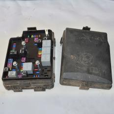 Caixa de fusíveis com tampa da S10 2012/... LTZ 2.8