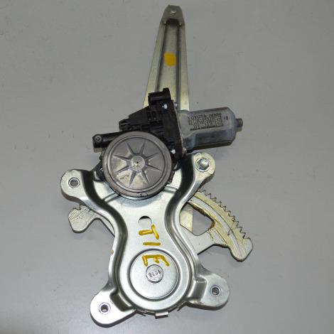 Máquina de vidro traseira esquerda da Hilux SW4 2012/... 3.0