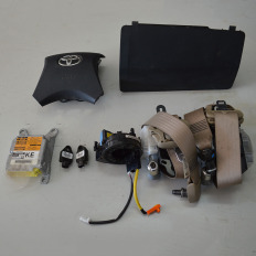Kit do airbag do painel da Hilux SW4 2012/... 3.0