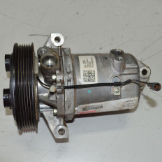 Compressor do ar 52021260 da S10 2.8 2012/...