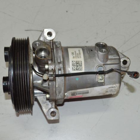 Compressor do ar 52021260 da S10 2.8 2012/...